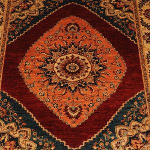Perský, ručně vázaný koberec Lori Baft Medallion Nova Classic 223 x 171 cm | SoNo spol. s r.o.