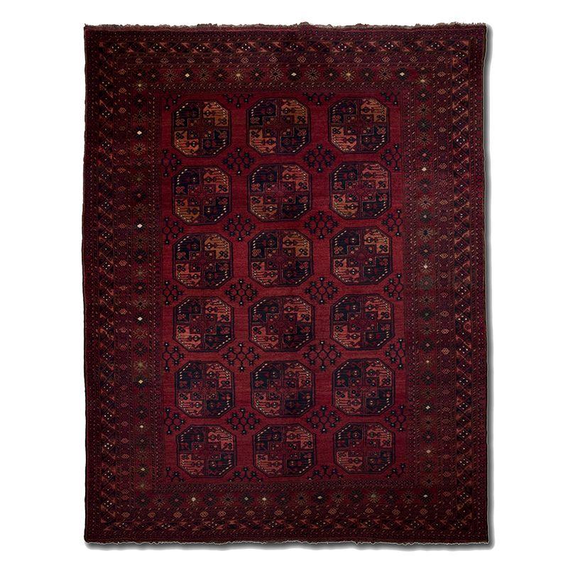 Orientální koberec Daulatabad Turkmen 290 x 230 cm