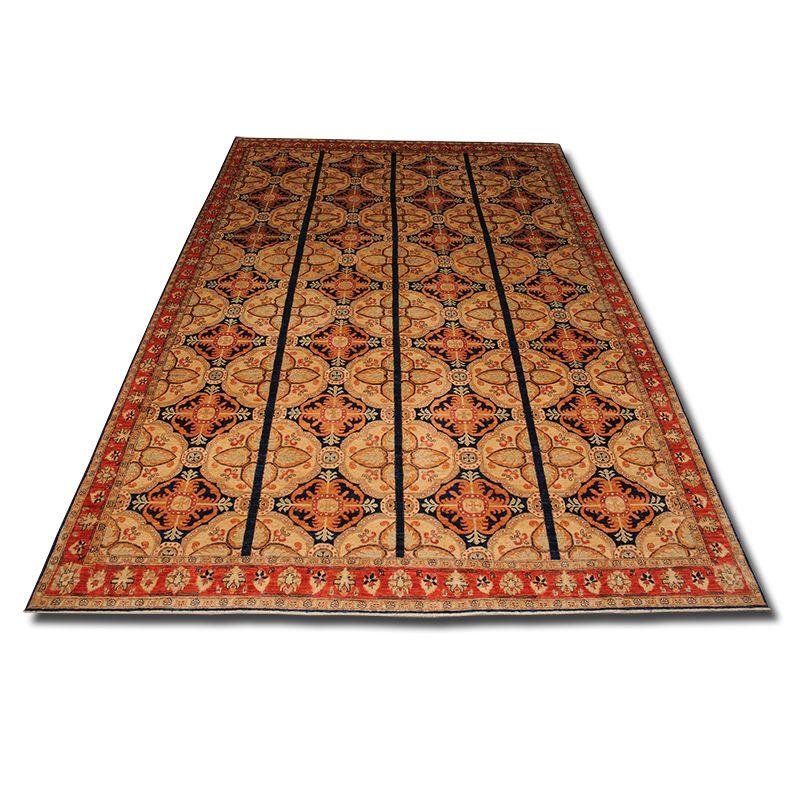 Perský, ručně vázaný koberec Lori Baft Nova Classic 384 x 273 cm | SoNo spol. s r.o.
