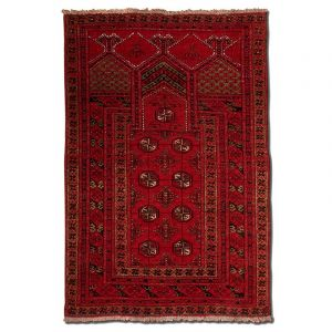Koberec Modlitební Barmazíd Turkmen 113 x 77 cm