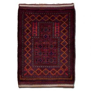 Orientální koberec Modlitební Pashto Maldar Qala-i-nau 115 x 92 cm