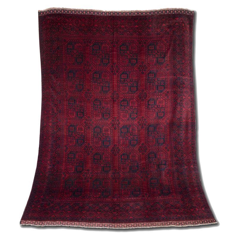 Turkmenský, ručně vázaný orientální koberec Olam Aq Chah Turkmen 420 x 310 cm | SoNo spol. s r.o.