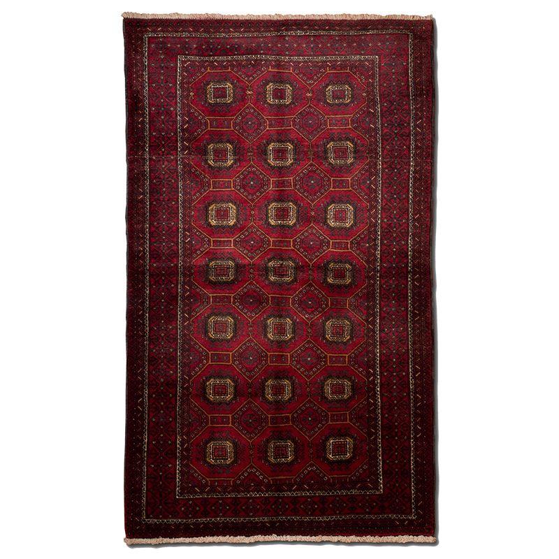 Orientální koberec nomádský Pashto Maldar 209 x 122 cm