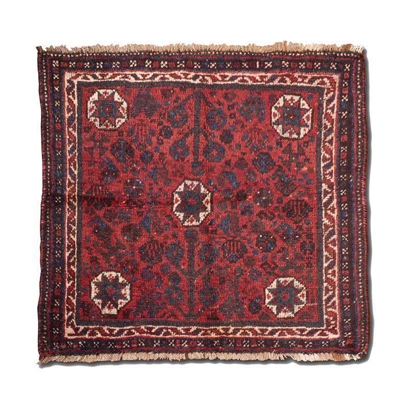 Perský koberec Shiraz Qashqai Iran 95 x 104 cm