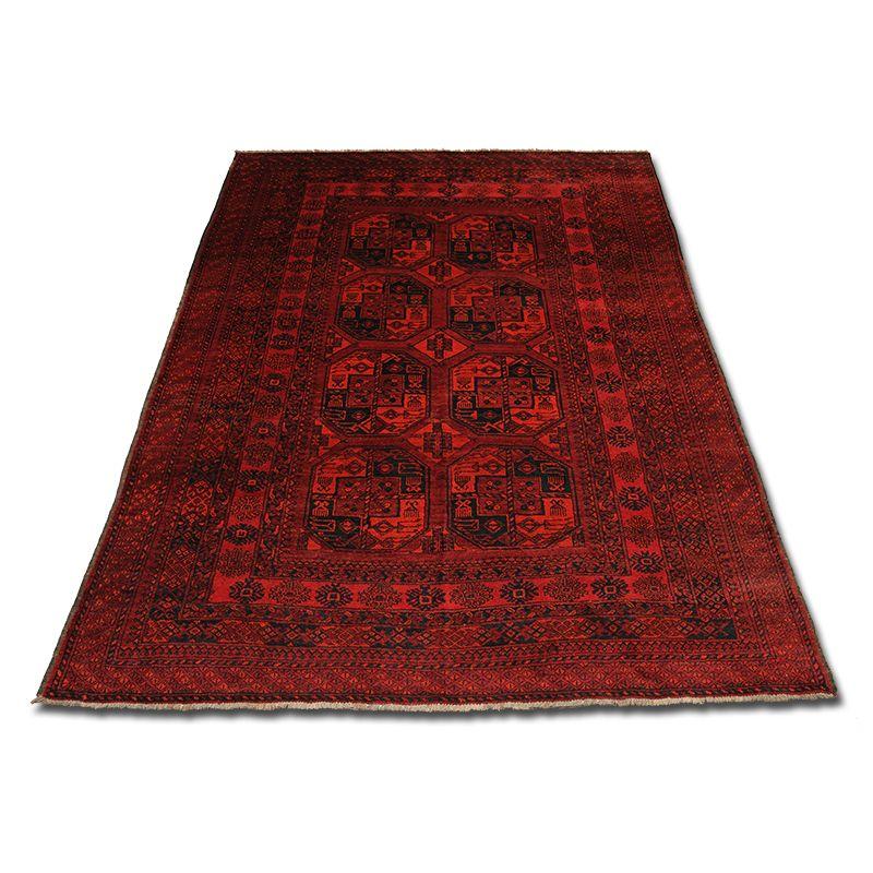 Turkmenský, ručně vázaný orientální koberec Taghan nebo Farukh Turkmen 280 x 206 cm   SoNo spol. s r.o.