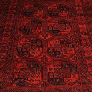 Orientální koberec Taghan nebo Farukh Turkmen 280 x 206 cm