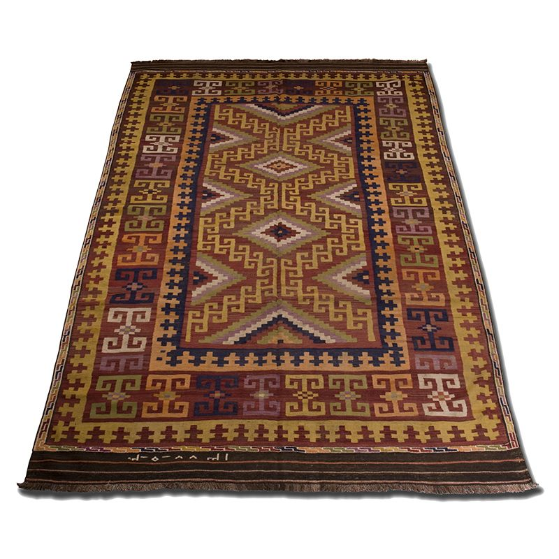 Koberec kelim Qala-I-Nau 305 x 214 cm