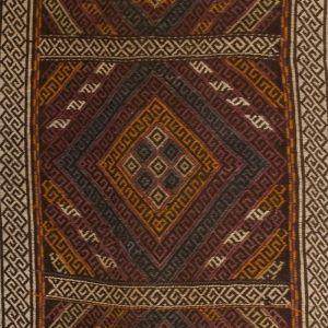 Koberec Sumak Soufreh Aimaq 245 x 68 cm