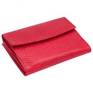Kožená peněženka Envelope Dračí kůže červená