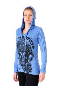 Mikina Sure Ganesh modrá