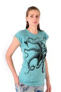 Tričko Sure Chobotnice mentolové