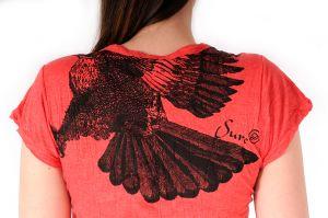 Dámské tričko Sure Orel červené