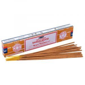Vonné tyčinky Satya Nag Champa Sandalwood 15 g