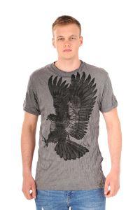Pánské tričko Sure Orel šedé