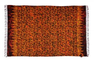 Šátek sarong Disco červený