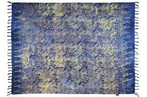Šátek sarong Džungle modrý