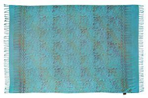 Šátek sarong Kolibřík tyrkysový
