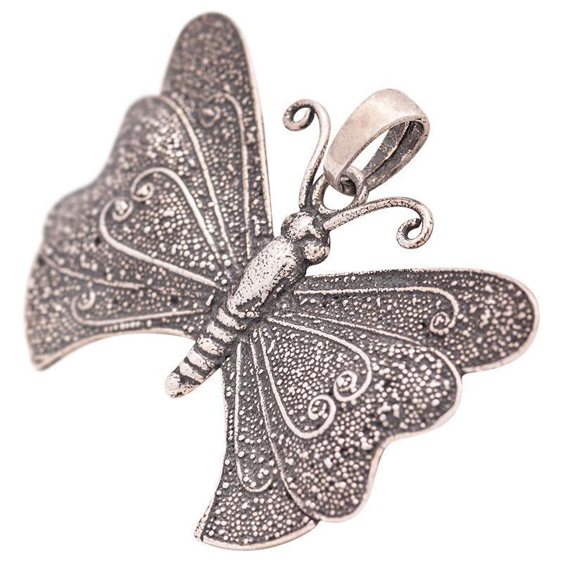 Stříbrný přívěsek Ag 9,3 g motýl