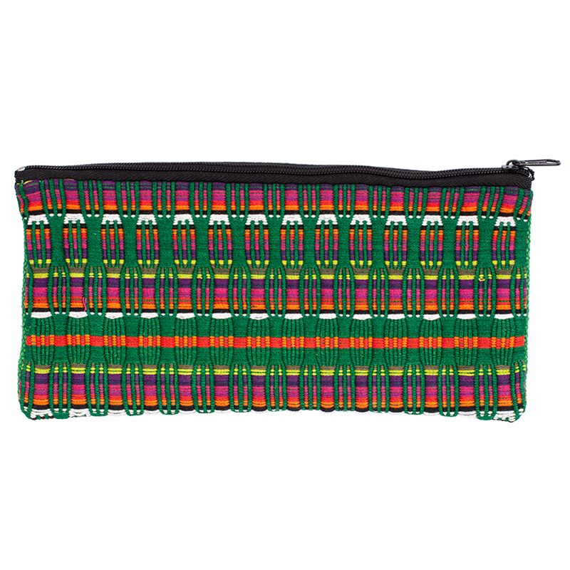 Bavlněné pouzdro na drobnosti tkané 20 x 10 cm C