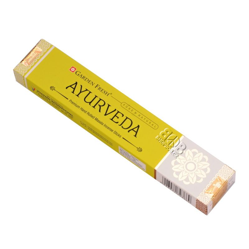 Garden Fresh Ayurveda indické vonné tyčinky 15 g