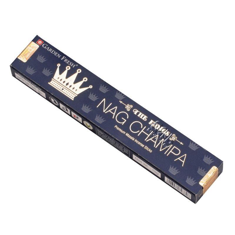 Garden Fresh Nag Champa indické vonné tyčinky 15 g