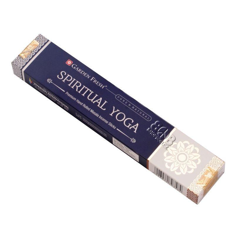 Garden Fresh Spiritual Yoga indické vonné tyčinky 15 g | SoNo spol. s r.o.