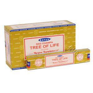 Satya Tree of life indické vonné tyčinky 15 g | SoNo spol. s r.o.