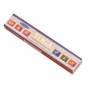 Satya Yoga indické vonné tyčinky 15 g