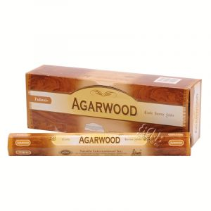 Tulasi Agarwood indické vonné tyčinky 20 ks