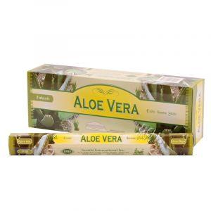 Tulasi Aloe vera indické vonné tyčinky 20 ks | SoNo spol. s r.o.