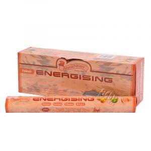 Tulasi Aromatherapy Energising indické vonné tyčinky 20 ks
