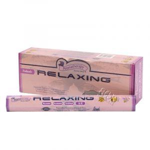 Tulasi Aromatherapy Relaxing indické vonné tyčinky 20 ks