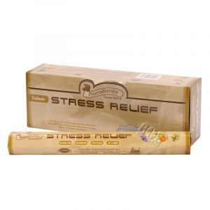 Tulasi Aromatherapy Stress relief indické vonné tyčinky 20 ks | SoNo spol. s r.o.