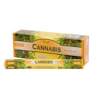 Tulasi Cannabis - Konopí indické vonné tyčinky 20 ks