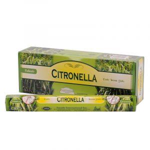 Tulasi Citronella indické vonné tyčinky 20 ks