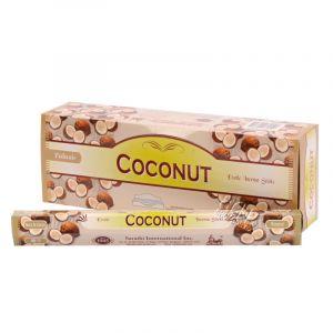 Tulasi Coconut - Kokos indické vonné tyčinky 20 ks | SoNo spol. s r.o.