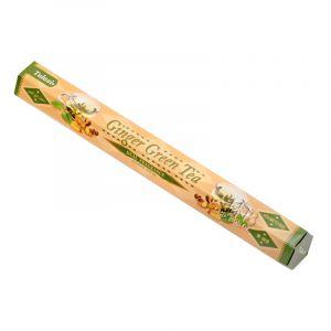 Vonné tyčinky Tulasi Dual Ginger Green tea