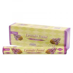 Tulasi Dual Lavender Fennel indické vonné tyčinky 20 ks