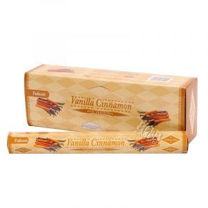 Tulasi Dual Vanilla Cinnamon indické vonné tyčinky 20 ks