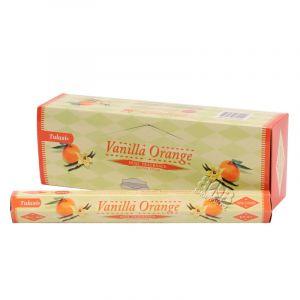 Tulasi Dual Vanilla Orange indické vonné tyčinky 20 ks | SoNo spol. s r.o.