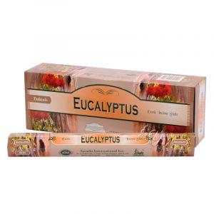 Tulasi Eucalyptus - Eukalypt indické vonné tyčinky 20 ks