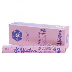 Tulasi Feng shui Water indické vonné tyčinky 20 ks