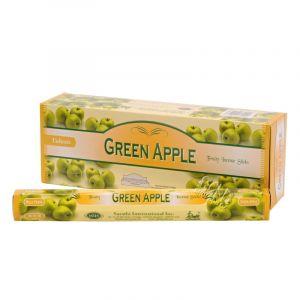 Tulasi Green apple - Zelené jablko indické vonné tyčinky 20 ks