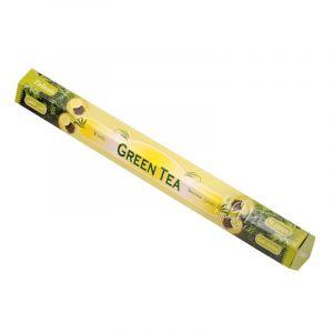 Vonné tyčinky Tulasi Green tea - Zelený čaj