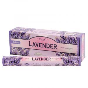 Tulasi Lavender - Levandule indické vonné tyčinky 20 ks | SoNo spol. s r.o.