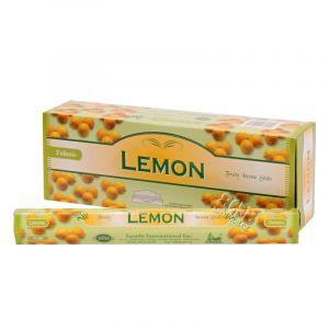 Tulasi Lemon - Citrón indické vonné tyčinky 20 ks