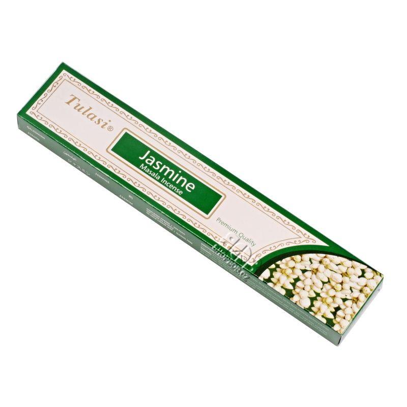 Tulasi Masala Jasmine indické vonné tyčinky 15 g