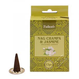Vonné františky Tulasi Nag Champa Jasmine