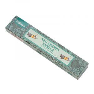 Vonné tyčinky Tulasi Nag Champa Vanilla