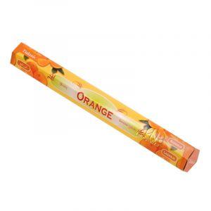Vonné tyčinky Tulasi Orange - Pomeranč